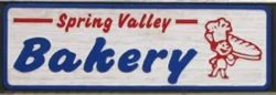 Spring Valley Bakery