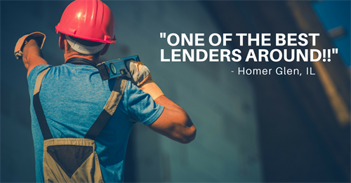 We dig our Construction Mortgage programs, so do our customers!