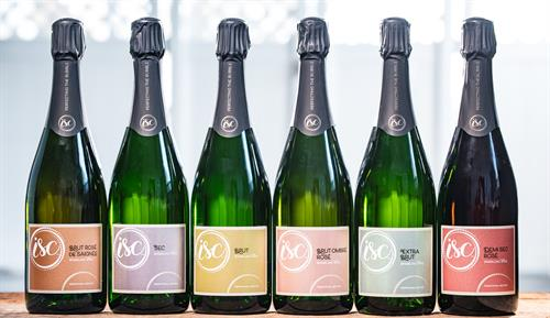 ISC sparkling wines