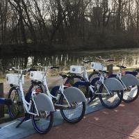Canal Corridor Association Relaunches I&M Canal Bike Share Program