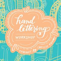 LAST Hand Lettering with Chelsie Tamms