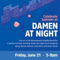 Damen at Night - Summer Edition