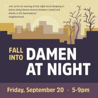 Damen at Night - Fall Edition