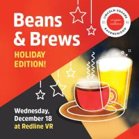 Beans & Brews at Redline VR