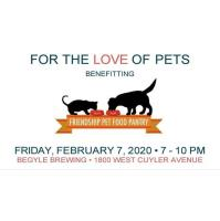 For the Love of Pets 2020 at Begyle Brewing