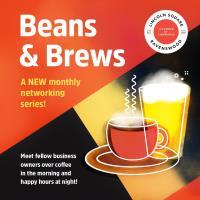 Beans & Brews at Chicago Printmakers Collaborative - Postponed