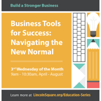 Education Series, Tools for Success: Navigating the New Normal