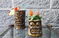 Make your own ceramic Tiki Cups at Lillstreet