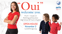 Lycée Français de Chicago Open House