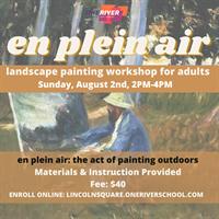 En Plein Air Painting Workshop