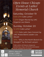Open House Chicago@ Luther Memorial Church