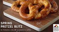 Spring Pretzel Blitz - April 16