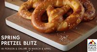Spring Pretzel Blitz - April 23