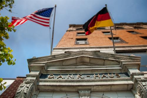 Willkommen to our German American Cultural Center in the heart of Lincoln Square area