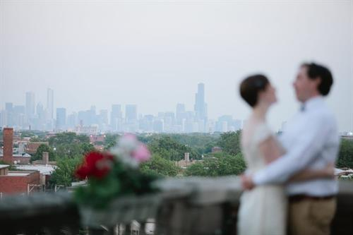 Celebrate your special day from view from our amazing Terrace