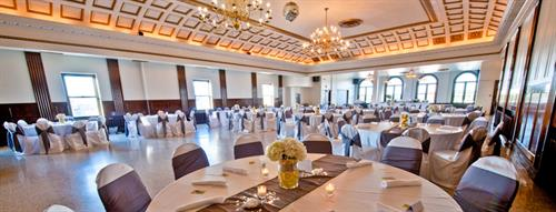 See the magnificant Marunde Ball room