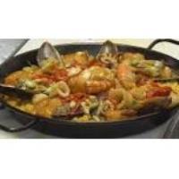 Lunchbreak: Seafood Paella