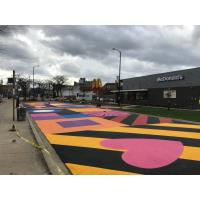 What other intersections would benefit from artistic Complete Streets makeovers?