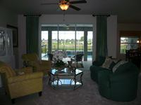 The Andalusian Living room at Heath Brook