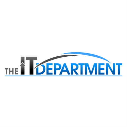 The IT Department Logo