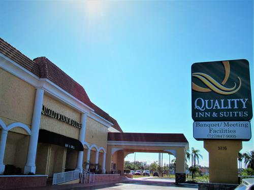 Quality Inn & Suites Conference Center - New Port Richey