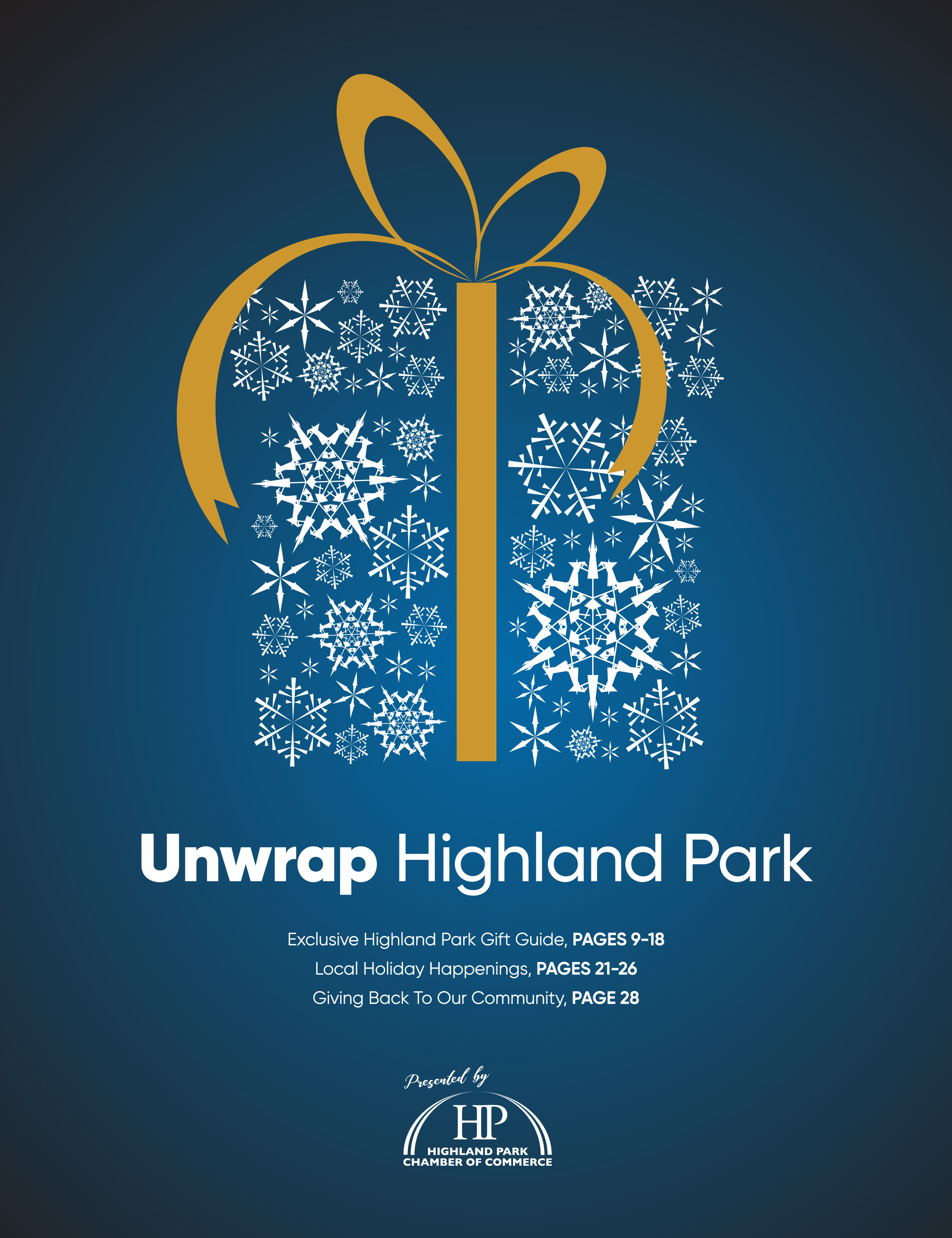 """Unwrap Highland Park"" Shopping Guide"