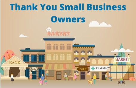 Image for Thank You Small Business Owners