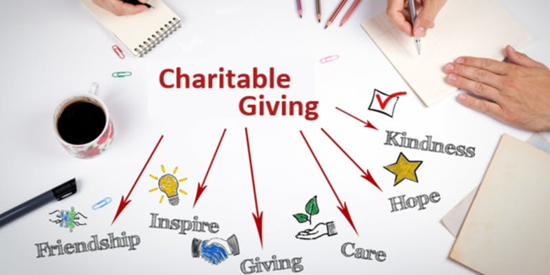 Image for Charitable Giving, Making an Impact