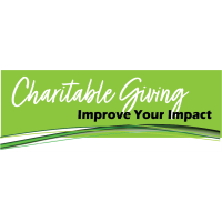 Charitable Giving: Improve Your Impact