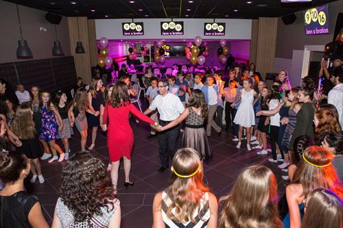 A Mitzvah Celebration Highlighting our New Event Space