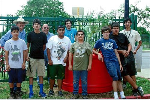 Troop 450 St. Bosco Catholic School
