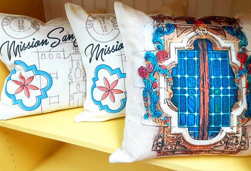 Exclusive Collection of Mission Inspired Throw Pillows