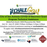 City of SA Liftfund Grant Application Technical Assistance