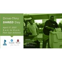 FREE Shred Day, Saturday, April 17th