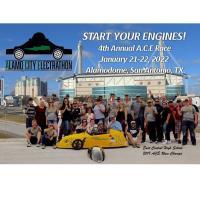 4th Annual Alamo City Electrathon Racing to the Alamodome