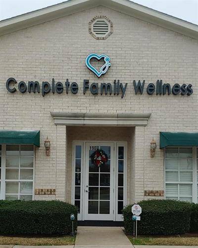 Welcome to Complete Family Wellness