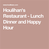 Houlihan's Restaurant - Addison