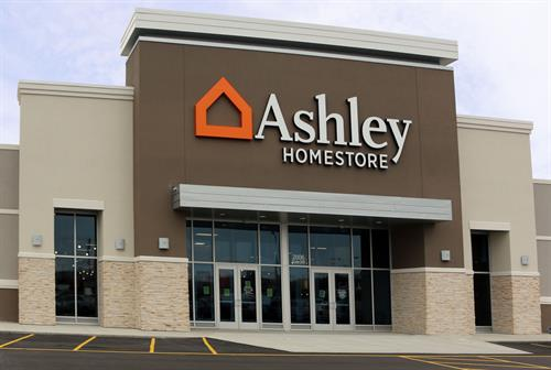 Ashley Furniture, Mason City, IA