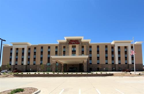 Hampton Inn & Suites, Mason City, IA