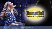 POSTPONED Beautiful: The Carole King Musical
