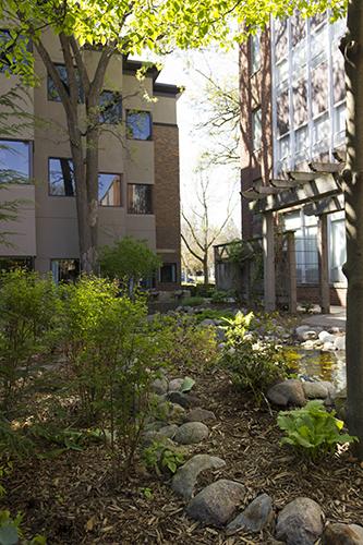 Cancer Center Serenity Gardens