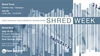 Shred Week 2019