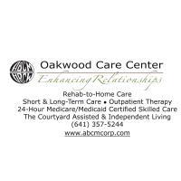 Oakwood Care Center no visitors