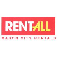 Mason City RentAll - Event Rentals Closed Temporarily