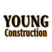 Young Construction Operating with Extra Precautions