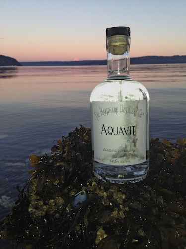 Our award-winning Aquavit