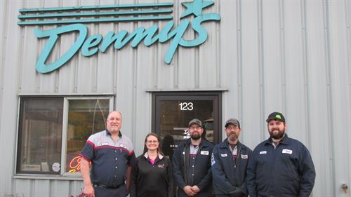 Denny's Auto Service Crew
