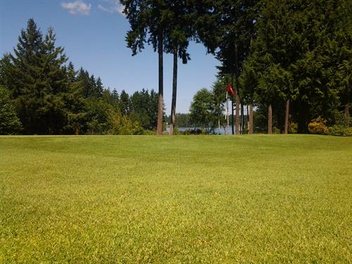 Lake Limerick Golf Course Hole #8