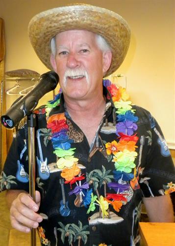 Our Bingo Karaoke MC, Dann Gagnon!