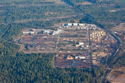 Johns Prairie Industrial Park